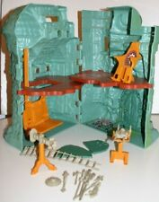 RARE 1981 vintage MOTU Masters Universe He-Man CASTLE GREYSKULL Great Condition!