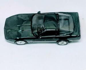AMT Ertl 1990 Chevrolet Corvette ZR-1 Polo Green Promo Model #6934 1:25 NIB