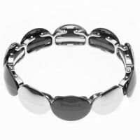 PULSERA POLICE EXPRESSION ACERO 21 CM HOMBRE EXTENSIBLE PJ.20719BSB/02-21