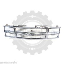 AM New Front GRILLE For Chevrolet CHROME GM1200463