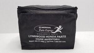 Honda Express Promo Lunch Bag Cooler Lynnwood Honda Parts Black WA USA