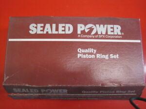 New plain Sealed Power E360X .75mm +030 piston rings 71-80 for Toyota & Nissan