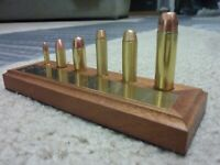 Pistol Cartridge Bullet Ammunition Display Board