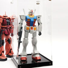 [NEW]Gundam Robot Display Case Transparent Acrylic Box(STAR CASE WIDE)