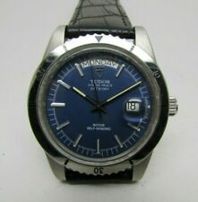 Vintage Tudor Prince Oyster Day Date Automatic 9450/0 Men Watch