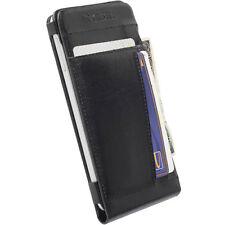 Krusell Tasche Kalmar WalletCase für Samsung Galaxy Alpha schwarz 75997
