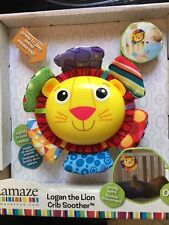 Logan the Lion Crib Soother-Lamaze
