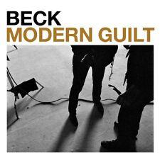 Beck MODERN GUILT +MP4s GEFFEN RECORDS New Sealed Vinyl Record LP