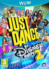 JUST DANCE DISNEY PARTY 2 PER NINTENDO Wii U NUOVO PRODOTTO UFFICIALE ITALIANO