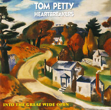 Tom Petty & the Heartbreakers - Into the Great Wide Open (1991) CD