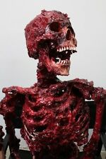 MEAT MAN SKELETON - The Walking Dead Halloween Prop & Decoration - Haunted House
