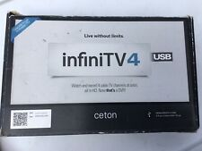 Ceton InfiniTV 4 USB Cable Tuner with power supply