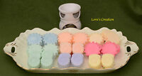 Soy Wax Tarts-Wickless Lotion Candle Melts-Set of 24-Use As Lotion-Choose Scent!