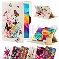 "New PU Leather Flip Stand Case Cover for Samsung Tab S 10.5"" + Screen Protector"