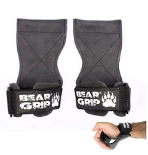 BEAR GRIP Multi Grip Straps/Hooks gym gloves