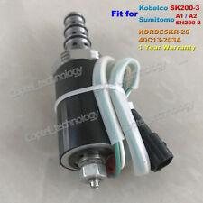 Hydraulic Pump Solenoid Valve KDRDE5KR-20/40C13-203A for Sumitomo Kobelco