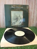 Mozart Flute Concerti Richard Adeney English Chamber Orchestra LP