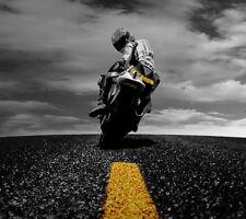 "TY07340 Valentino Rossi - NO 46 MotoGP Riders Star Sport 15""x14"" Poster"