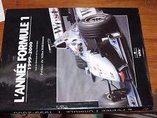 $$$ LivreL'année Formule 1 1999-2000Luc DomenjozMika Hakkinen