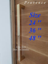 Pull Long Door Handle Entry Pulls Stainless Steel Door Glass Gold Finish