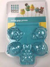 Easter Cake Pop Maker Press Mold Orange Sweet Creation New