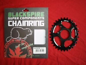 Blackspire Snaggle Tooth Oval Chainring 32T Raceface Direct Mount Cinch Boost 11