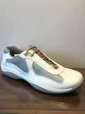 Men's Prada Americas Cup Shoes Brand New Size UK 9 (Fits UK 10)