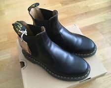 Dr Martens Chelsea Boots 2976 - Black smooth UK 8  EU 42 US 9 Only tried on