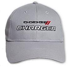 Dodge Charger  Hat Cap Gray  R/T SRT