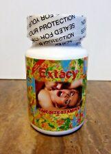 Extacy Triple Maximum 7 Days Male Enhancement 1 bottle of 6 Authentic pills
