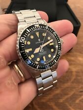 Steinhart Ocean Vintage Military Ver.1 Swiss Men's Diving Watch. Mint Condition.