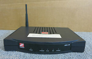 Zoom 5590C 4 Port ADSL Wi-Fi  X6 Wired / Wireless G Router Series 1058
