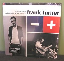 """Frank Turner """"Positive Songs For Negative People Acoustic"""" LP RSD Against Me!"""