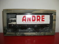DAF A 2600 1970 ANDRE chaussure André truck camion d'autrefois 1/43 ixo altaya