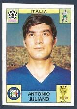 PANINI WORLD CUP STORY #055-MEXICO 70-ITALIA-ITALY-ANTONIO JULIANO