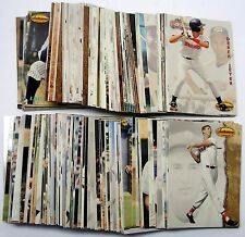 Lot of 6 Complete 1994 Ted Williams Company Baseball 162 Card Sets Jeter + More