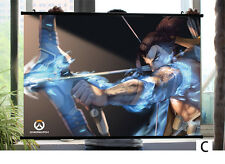 Game Overwatch HANZO Home Decor Poster Wall Scroll 60*90 cm