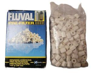 FLUVAL EXTERNAL MEDIA PRE-FILTER 750G MEDIA MECHANICAL FILTRATION BRAND NEW