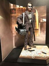 Hot Toys DX11 DX 11 Dark Knight Rises Joker 2.0 Heath Ledger Sideshow Exclusive