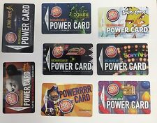 Dave & Busters Power Card $200 Value 1440 Chips Play Arcade Fun Gift Card