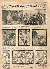 Lettres Poilus Tranchée Bouclier Protège Balles Bataille de la Marne  WWI 1915