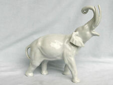 PORCELLANA Figura Elefante Wallendorf W 1764 PORCELLANA TOP RAR