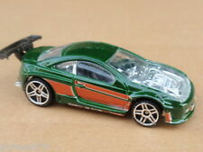 2012 Hot Wheels CUSTOM COUGAR from 10 Pack LOOSE Green