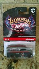 2008 Hot Wheels Larry's Garage Black Dairy Delivery Midnight Auto Parts. New.#2