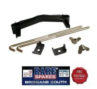 """""""HOLDEN"""" EMBOSED BATTERY RETAINER AND RODS, SUITS MOST HOLDEN RARE SPARES GTS SS"""