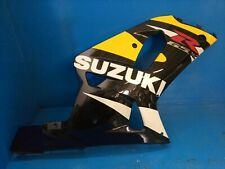 FIANCO CARENA DESTRA NUOVA SUZUKI GSX-R 600 750 2001-2003 NEW RIGHT FAIRING SIDE