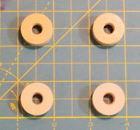 Rubber Chassis Mounting Washers for your Old Antique Wood Vintage Tube Radio