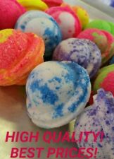 BATH BOMBS FIZZY LOT Of 20 (3 oz) ASSORTED  #33