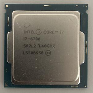Intel i7 6700 SR2L2 3.4Ghz CPU