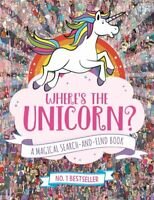 Where's the Unicorn? - A Magical Search-and-Find Book by Paul Moran